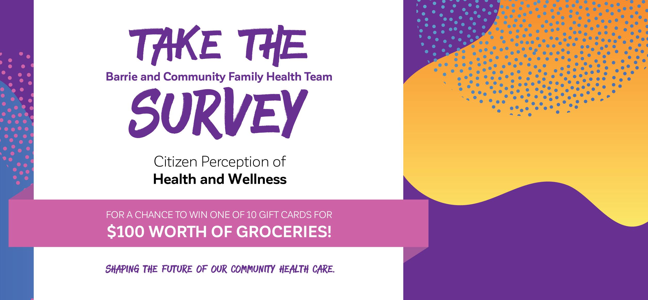 banner artwork for survey campaign